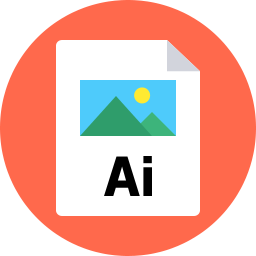 Free ai flat icon & Download free icons for commercial use