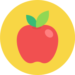 Free apple flat 1 icon & Download free icons for commercial use