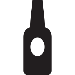 Free beer bottle solid icon & Download free icons for commercial use