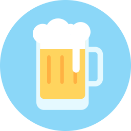 Free beer flat icon & Download free icons for commercial use