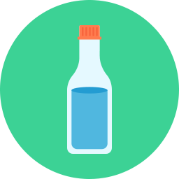 Free bottle flat icon & Download free icons for commercial use