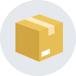 Free box flat icon & Download free icons for commercial use