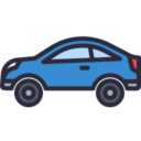 Free car outline filled 128x128 icon & Download free icons for commercial use