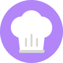 Free chef flat icon & Download free icons for commercial use