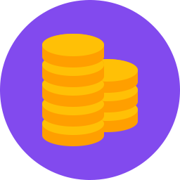 Coins Icon Flat Icon Shop Download Free Icons For Commercial Use