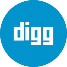Free digg flat icon & Download free icons for commercial use