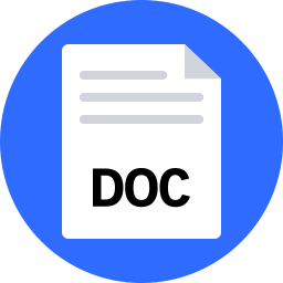 Free doc flat icon & Download free icons for commercial use
