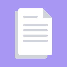 Картинки по запросу document flat png