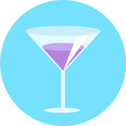 Free drink martini flat icon & Download free icons for commercial use