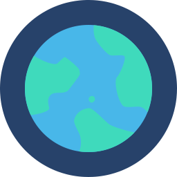 Free earth flat icon & Download free icons for commercial use