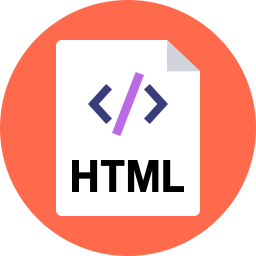 Free html flat icon & Download free icons for commercial use
