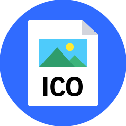 Free ico flat icon & Download free icons for commercial use