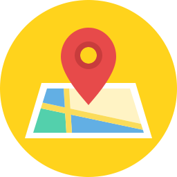 Free location marker flat icon & Download free icons for commercial use