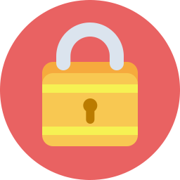 Free lock flat icon & Download free icons for commercial use