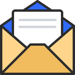 Read Mail Icon Outline Filled Icon Shop Download Free Icons For Commercial Use