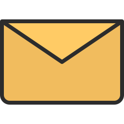 Free mail outline filled icon & Download free icons for commercial use