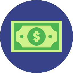 Free Money Flat Icon Icons For Commercial Use