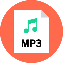 Free Mp3 Flat Icon Download Icons For Commercial Use