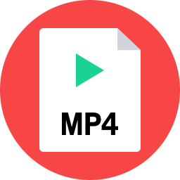 Free mp4 flat icon & Download free icons for commercial use
