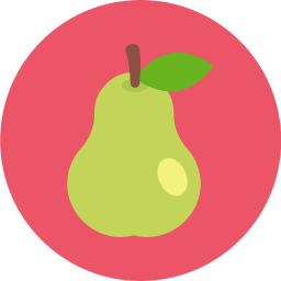 Free pear flat icon & Download free icons for commercial use