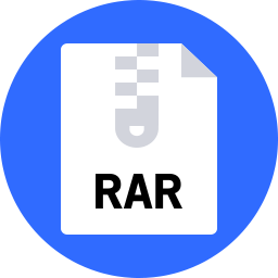 Free rar flat icon & Download free icons for commercial use