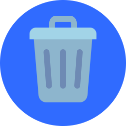 Trash Icon Flat Icon Shop Download Free Icons For Commercial Use