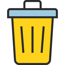Free trash var outline filled icon & Download free icons for commercial use