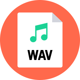 Wav Icon Flat Icon Shop Download Free Icons For Commercial Use